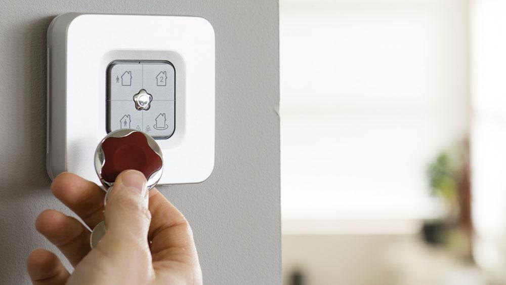 Protéger sa maison : détecteur de mouvement extérieur